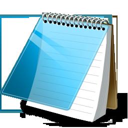 Bloc De Notas Procesadores De Texto